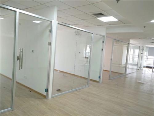 江干区玻璃隔断维修,玻璃隔断