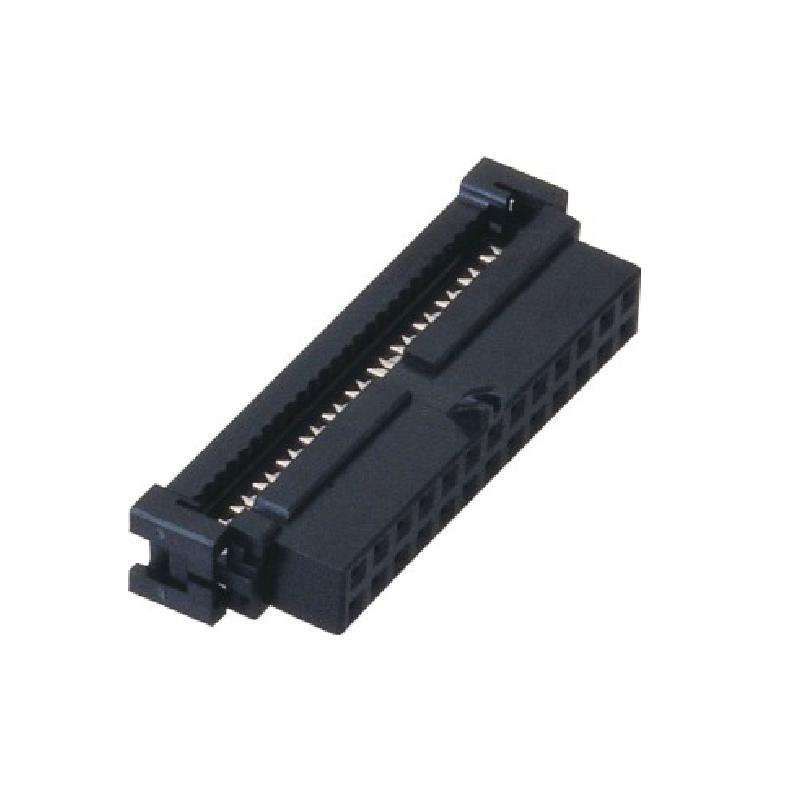 吉林2.54压线简牛IDC插座货源充足,IDC插座