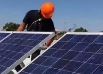 太阳能厂家 南京罗威环境工程供应