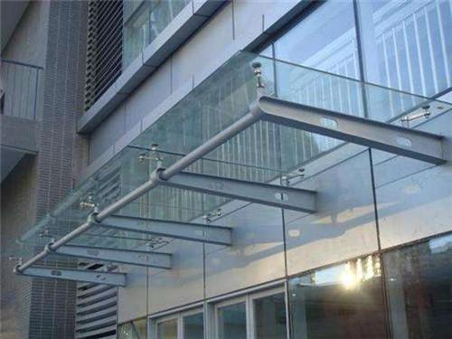 江干区玻璃雨棚厂家,玻璃雨棚