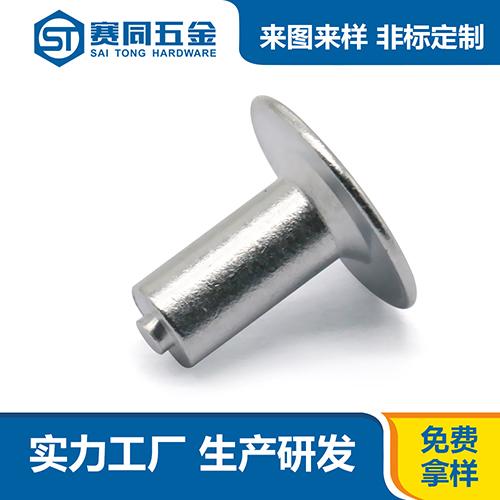 佛山实心铝铆钉推荐厂家 东莞市赛同五金制品供应