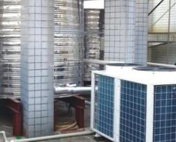 如皋空氣能 南京羅威環境工程供應