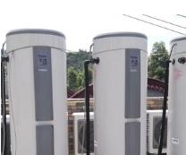 空气能热水器 南京罗威环境工程供应
