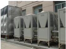 安徽空气能热水器 南京罗威环境工程供应