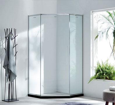 徐州卫生间玻璃门图片 服务为先「莎丽科技供应」