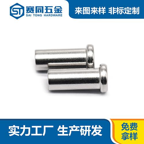 广东304不锈钢平头铆钉价格 东莞市赛同五金制品供应