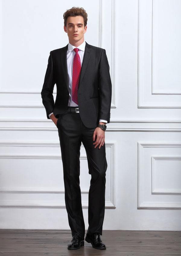 上海職業西裝定制 蘇州衡通定制職業裝供應