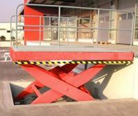 安徽卸货平台专业定制 苏州拓达鸿物流设备供应