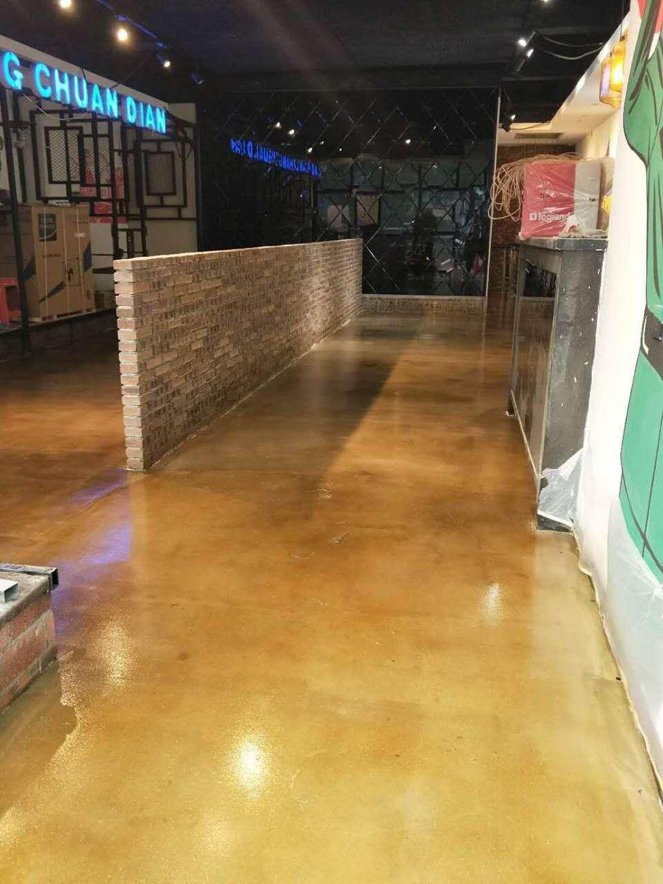 专业施工复古地坪什么价 推荐咨询「上海京康建筑装饰工程供应」