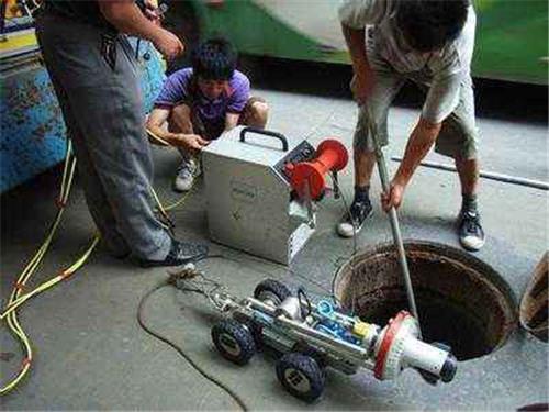 苏州园区CCTV管道检测专业公司 苏州万家乐环保工程供应