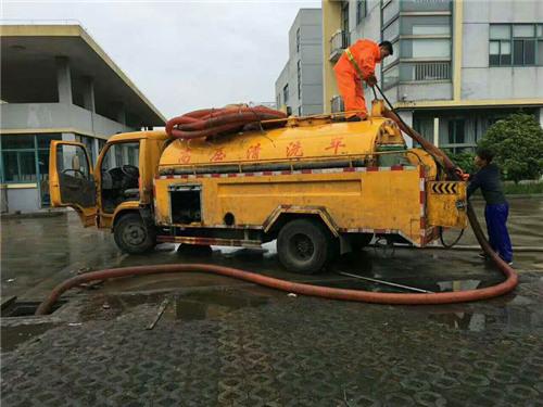 昆山排水管道清洗价格 苏州万家乐环保工程供应