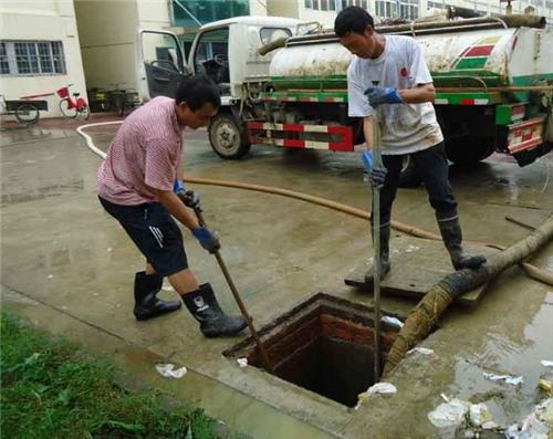 高新区污水管道疏通干净 苏州万家乐环保工程供应