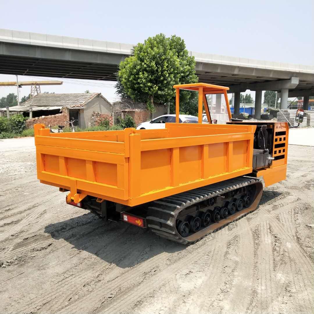 云南山区烂路用工程橡胶履带车的用途和特点 优质推荐 济宁久征工程机械供应