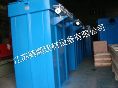 湖南高温低压长袋脉冲除尘器 江苏腾鹏建材设备供应