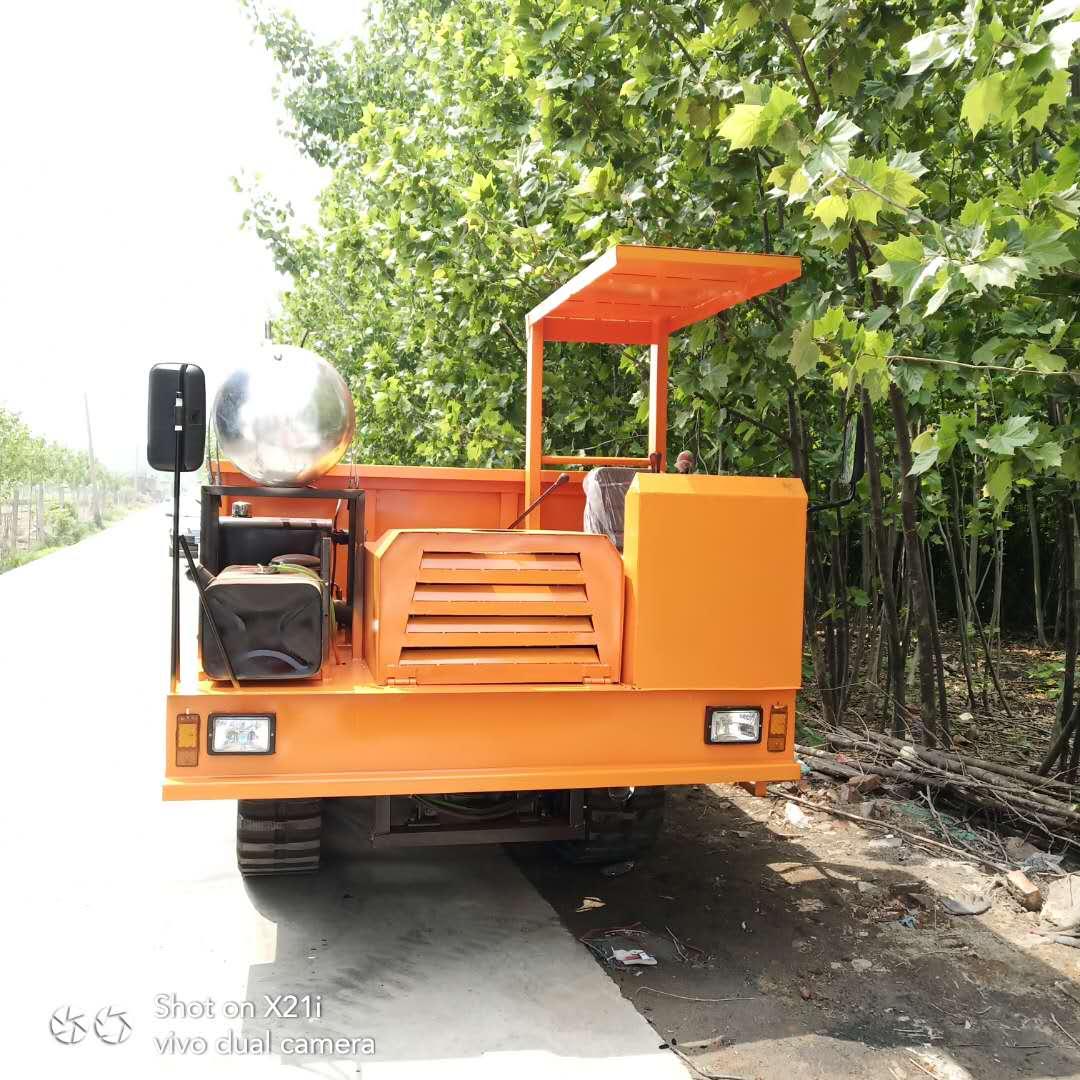 重庆5吨小型履带四不像运输车哪家好,履带四不像运输车