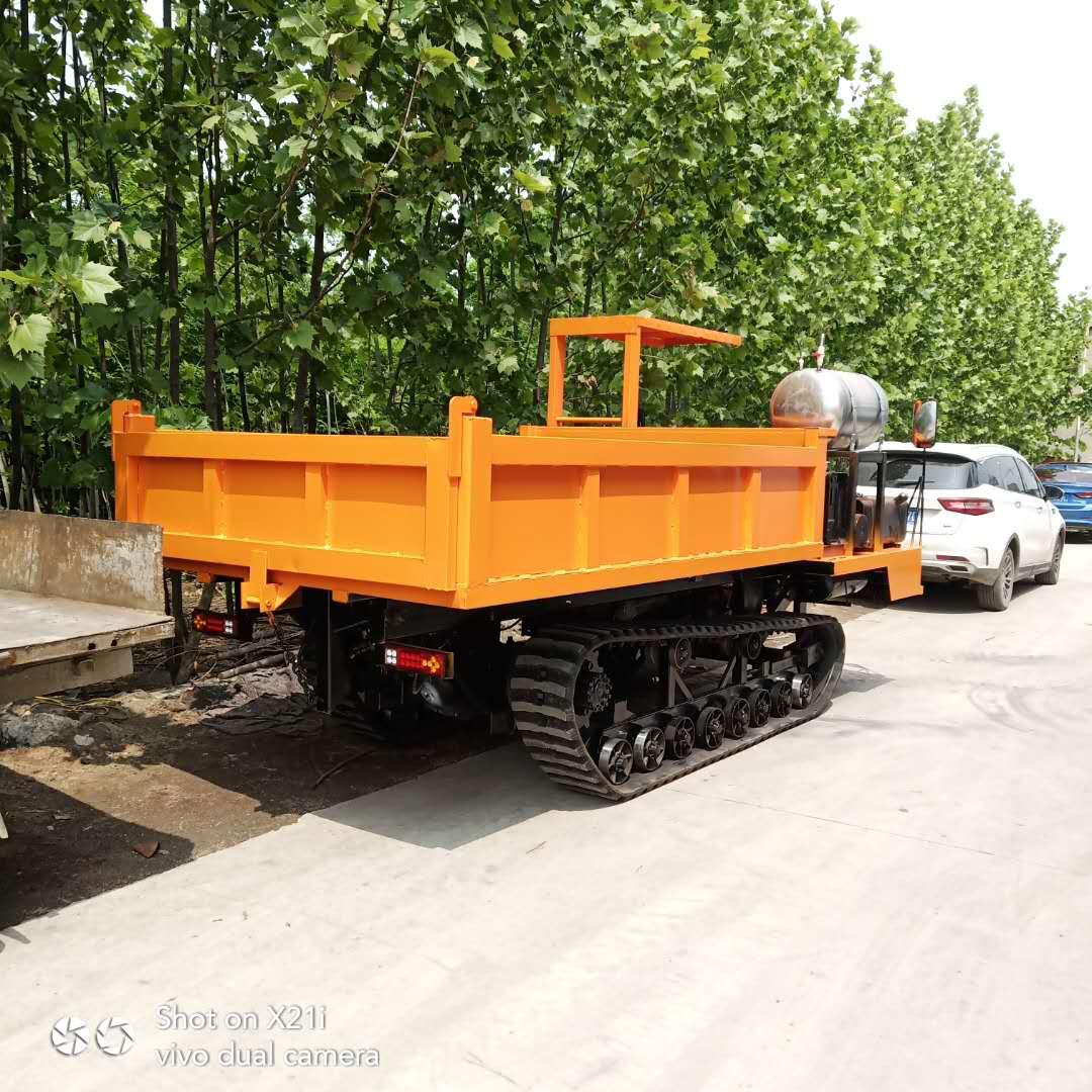 广西定做农用运输车5吨履带四不像运输车 客户至上 济宁市恒泰源工程机械供应