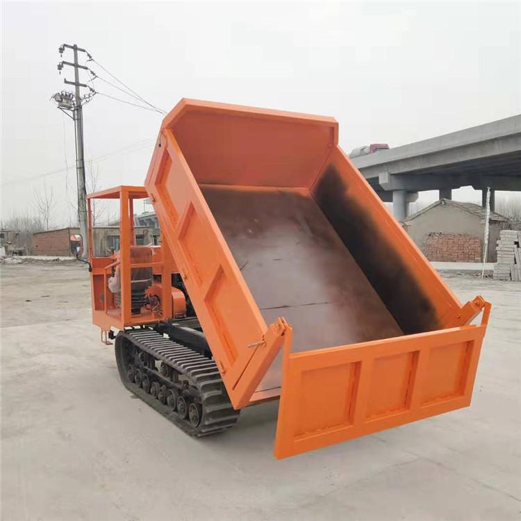 河北果园专用车履带四不像运输车多少钱 服务至上 济宁市恒泰源工程机械供应