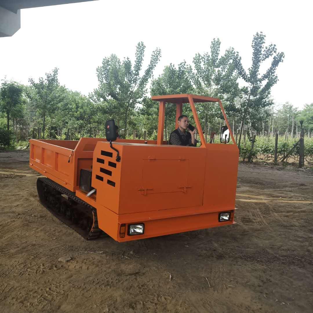 重庆5吨小型履带四不像运输车厂家报价 值得信赖 济宁市恒泰源工程机械供应
