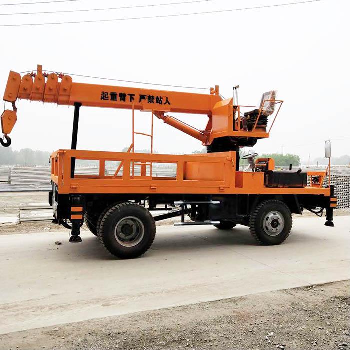 山东厂家直销自备吊多少钱 济宁久征工程机械供应