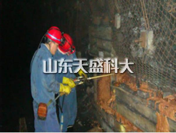 内蒙古煤炭体加固材料的用途和特点 山东天盛科大电气股份供应