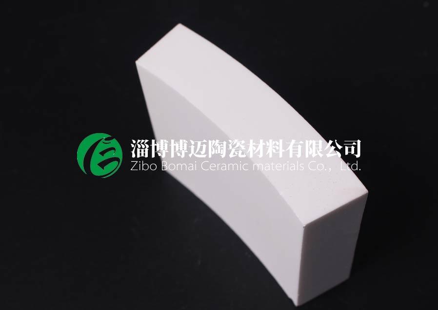 河北復合型耐磨陶瓷襯片定制 淄博博邁陶瓷材料供應