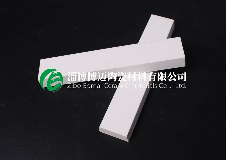 莱芜干灰风机叶轮耐磨陶瓷衬片订购「淄博博迈陶瓷材料供应」