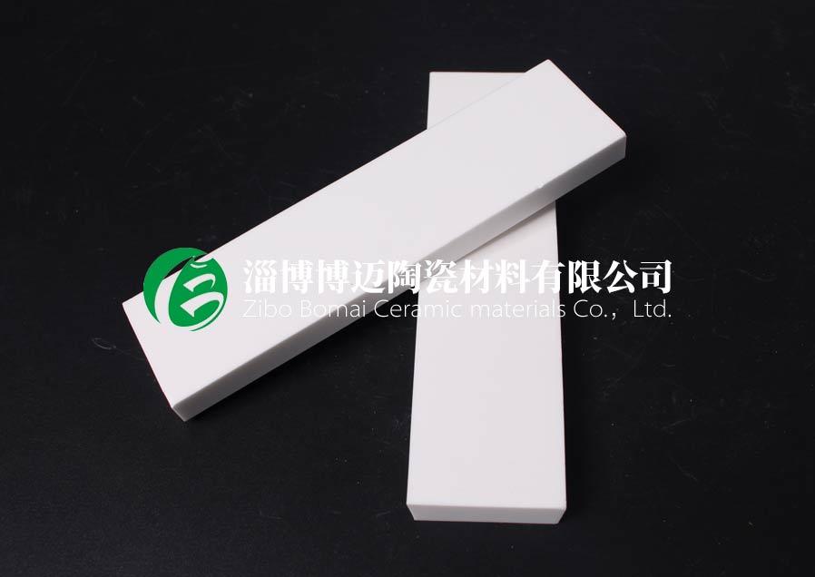 天津微晶耐磨衬板耐磨陶瓷衬片生产厂家 淄博博迈陶瓷材料供应
