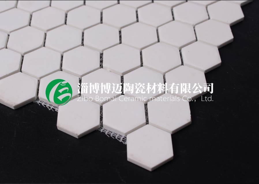 浙江抗冲击型耐磨陶瓷衬片黄页 淄博博迈陶瓷材料供应