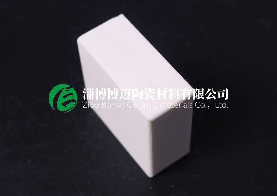 贵州复合型耐磨陶瓷衬片规格 淄博博迈陶瓷材料供应