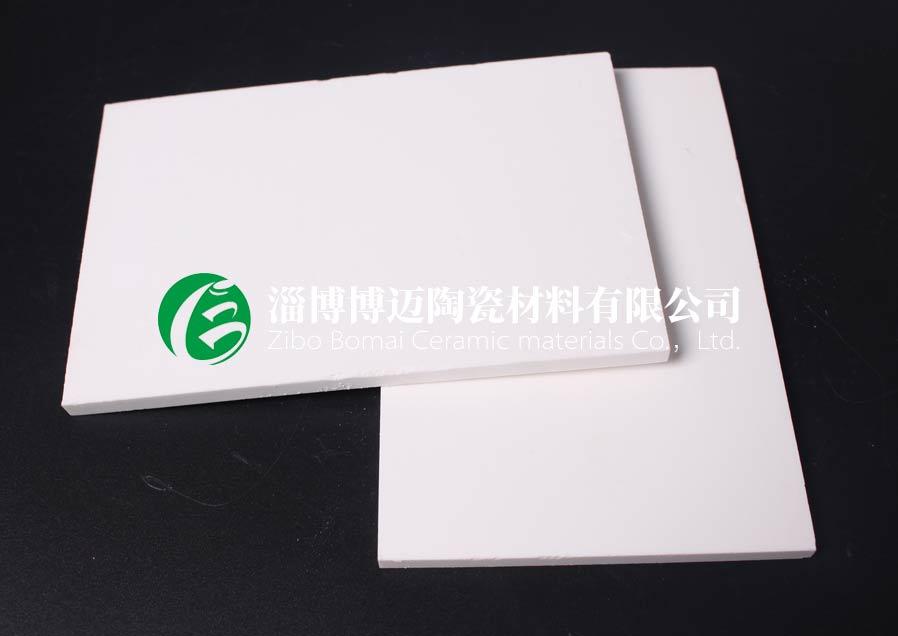 湖北排灰管道耐磨陶瓷衬片价格 淄博博迈陶瓷材料供应