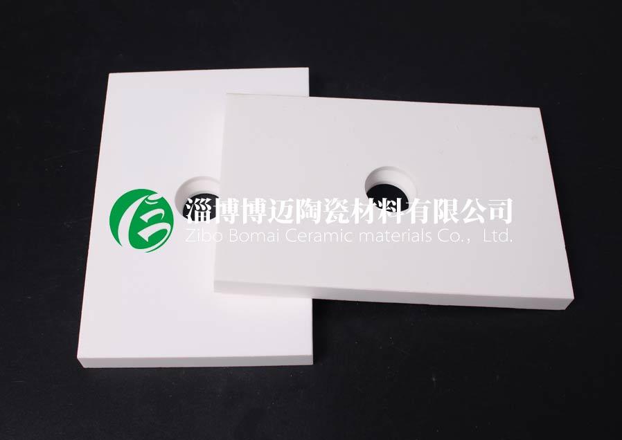 四川二合一復合耐磨陶瓷襯板施工 值得信賴 淄博博邁陶瓷材料供應