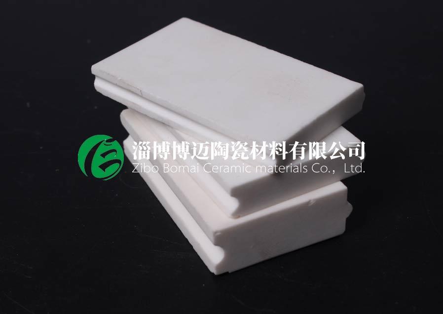 吉林落煤管耐磨陶瓷襯板價格 歡迎來電 淄博博邁陶瓷材料供應