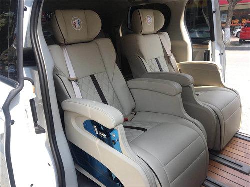 吳江區別克GL8套件改裝定制「蘇州正邦房車內飾供應」