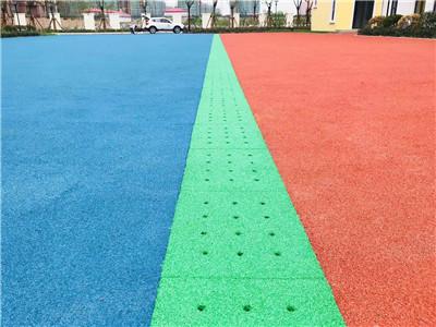 景宁预制型塑胶跑道源头直供厂家「上海科保体育设备供应」
