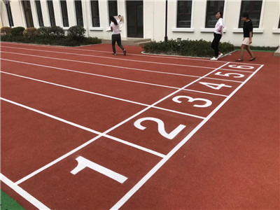 慈溪中小学塑胶跑道源头直供厂家「上海科保体育设备供应」