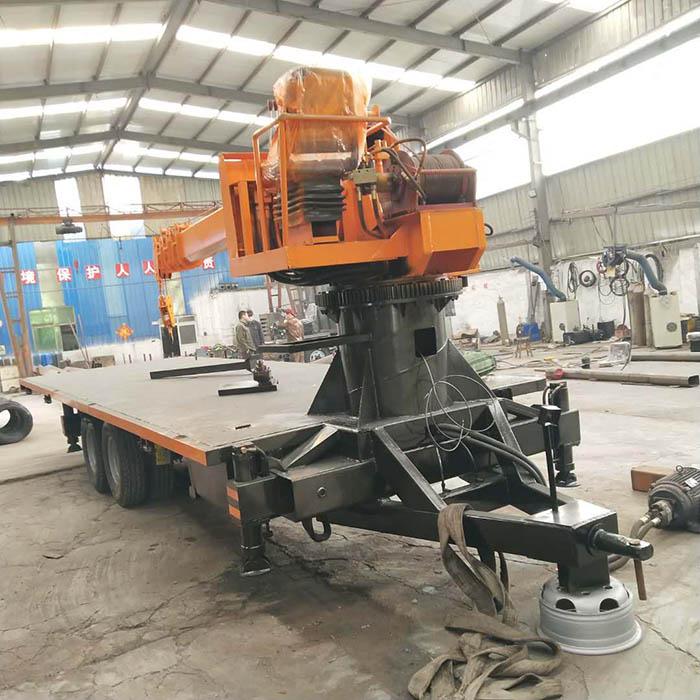 湖北拖拉机平板吊多少钱 济宁久征工程机械供应