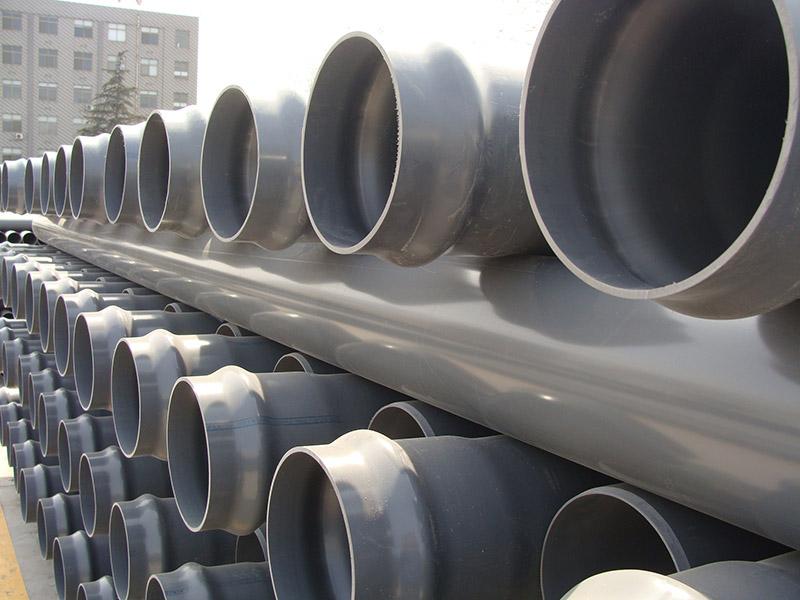 德州PVC-M给水管材多少钱 淄博齐泰武峰塑业供应