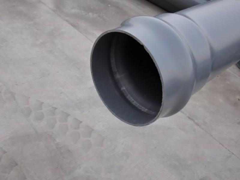 潍坊正品PVC-U给水管材 淄博齐泰武峰塑业供应