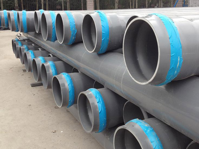 枣庄正品PVC-U给水管材厂家 淄博齐泰武峰塑业供应