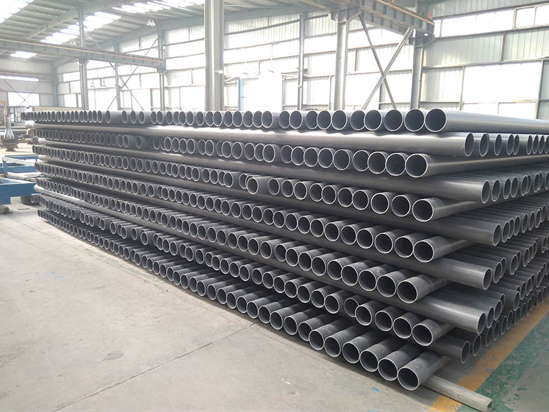 青岛正品PVC-U给水管材公司 淄博齐泰武峰塑业供应