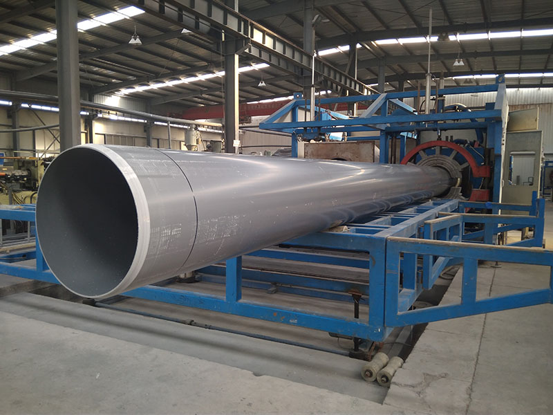 德州PVC-U给水管材厂家 淄博齐泰武峰塑业供应