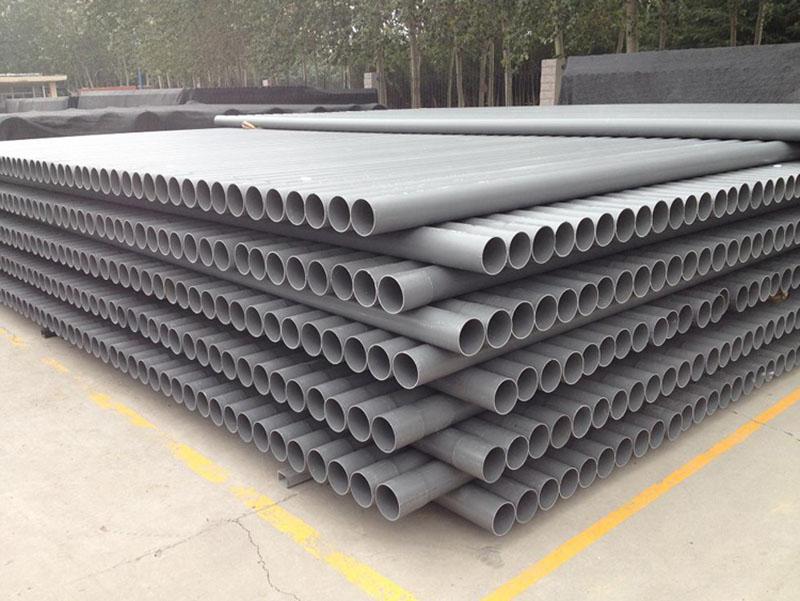 威海PVC-U排水管材多少钱,PVC-U