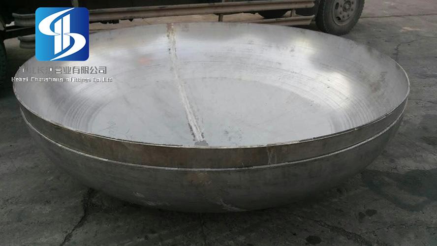 重庆封头价格 服务至上 河北长洪管业供应