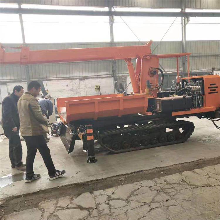 四川小型农用3吨随车吊履带随车吊型号