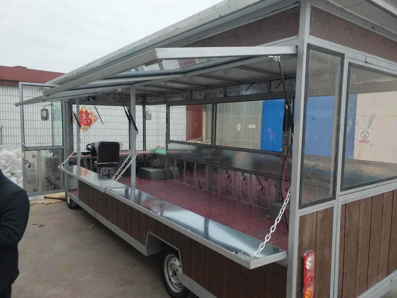 正规电动流动餐车价格,电动流动餐车