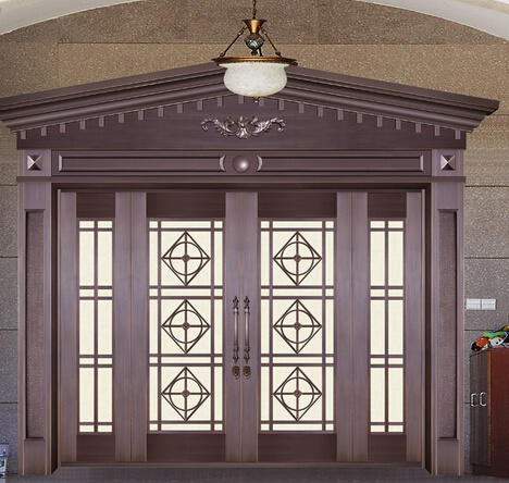 莱芜纯铜门,铜门