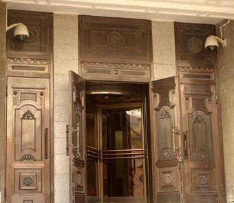 盐城雕花铜门生产厂家,铜门