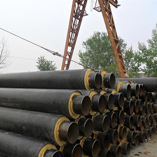 湖南玻璃钢保温钢管价格 服务至上 河北长洪管业供应