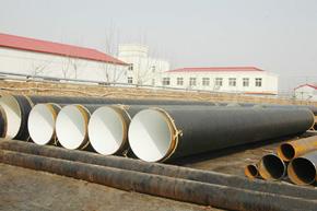 西安IPN8710防腐钢管 以客为尊 河北长洪管业供应