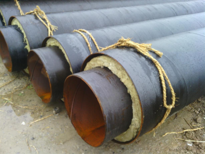 本溪钢套钢保温钢管 信息推荐 河北长洪管业供应
